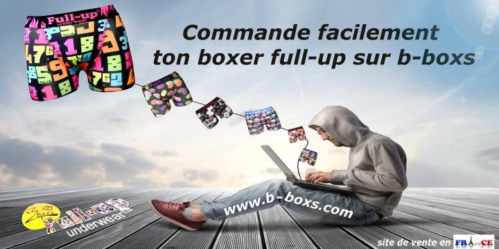 En ligne ! Facile ! en France ! b-boxs