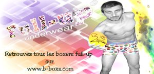 full-up boxer homme b-boxs