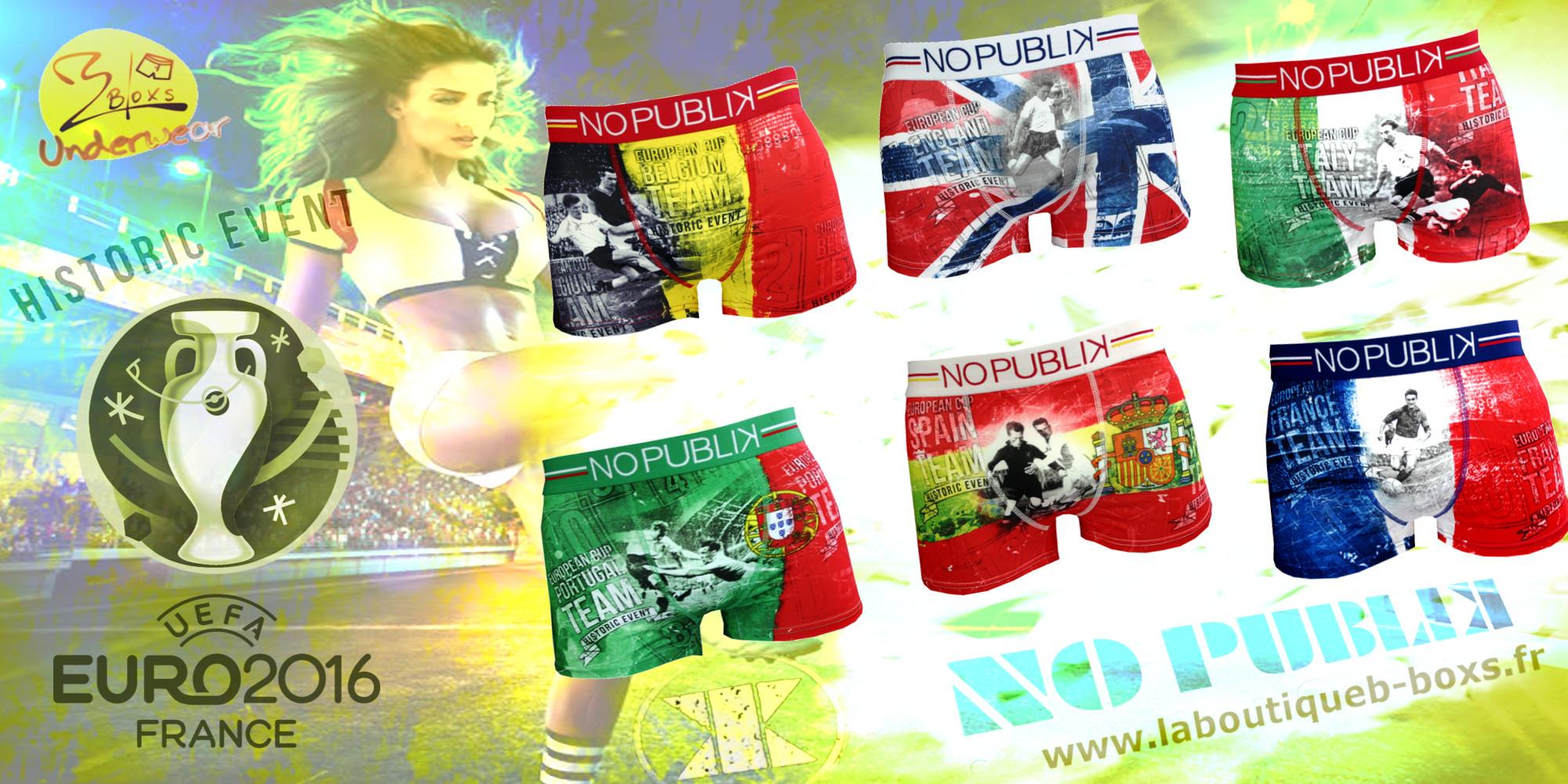 euro b-boxs boxer fantaisie