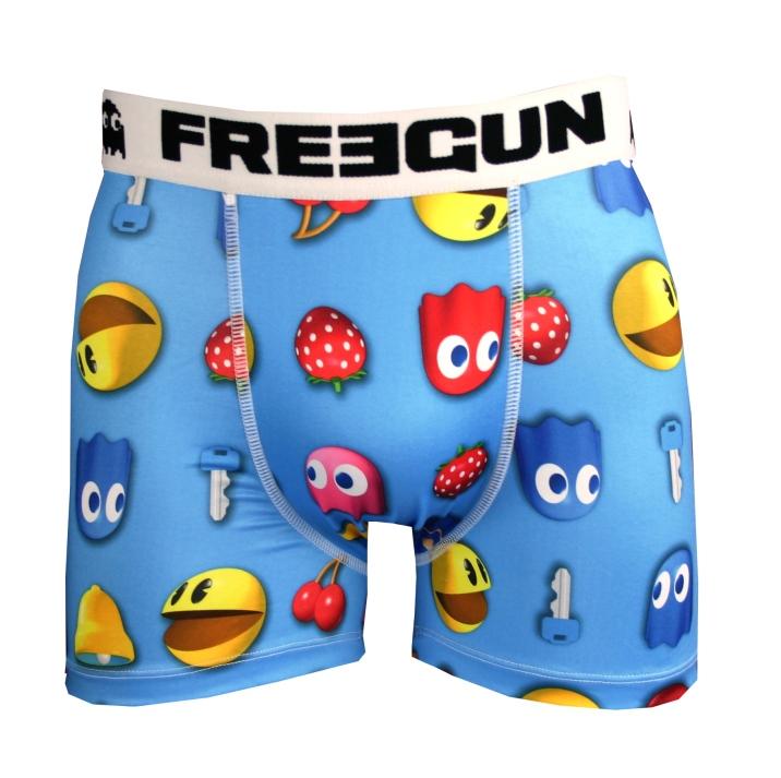 bleu pacman freegun boxer b-boxs