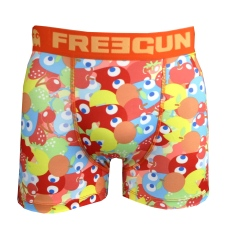 boxer freegun b-boxs motif multi-color