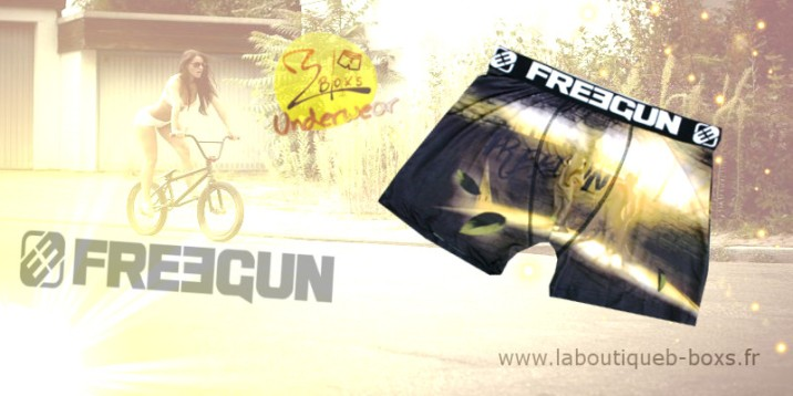 boxer bike freegun chez b-boxs